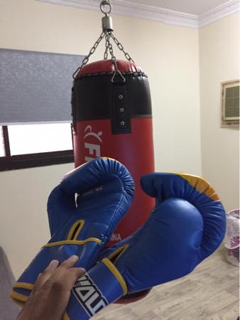 كيس ملاكمه+